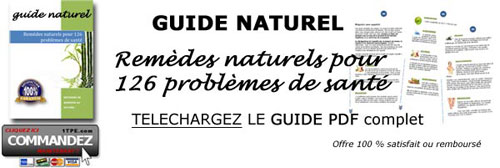 Guide naturel complet au format PDF